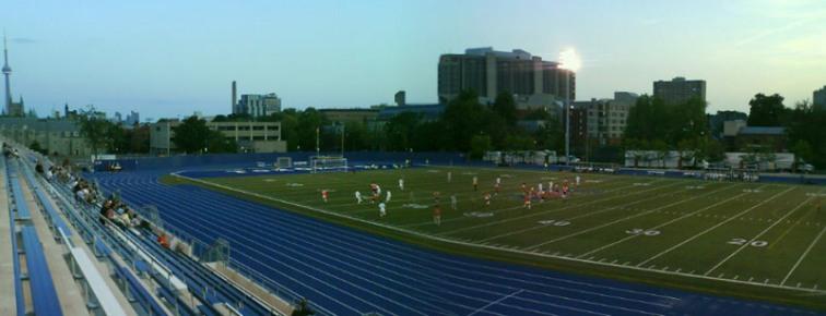 soccer in toronto